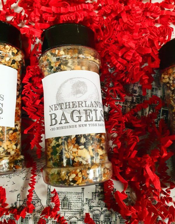 Our authentic intense New York bagel seasoning