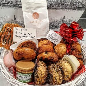 Bagel Gift Basket