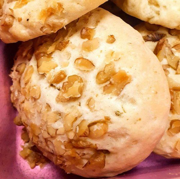Afghani cookies